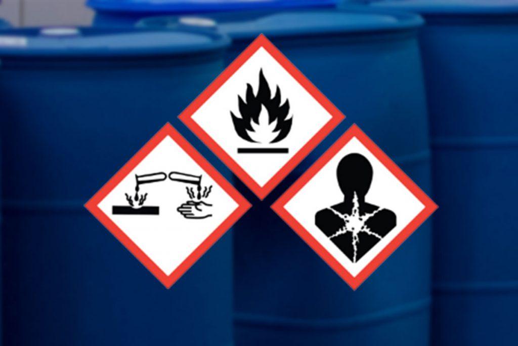 GHS Warning Labels