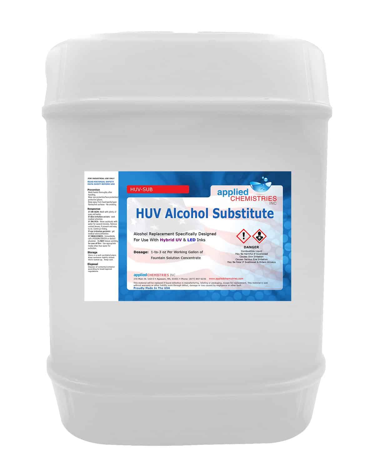 MP H-UV / LED SUB (Alcohol Substitute)