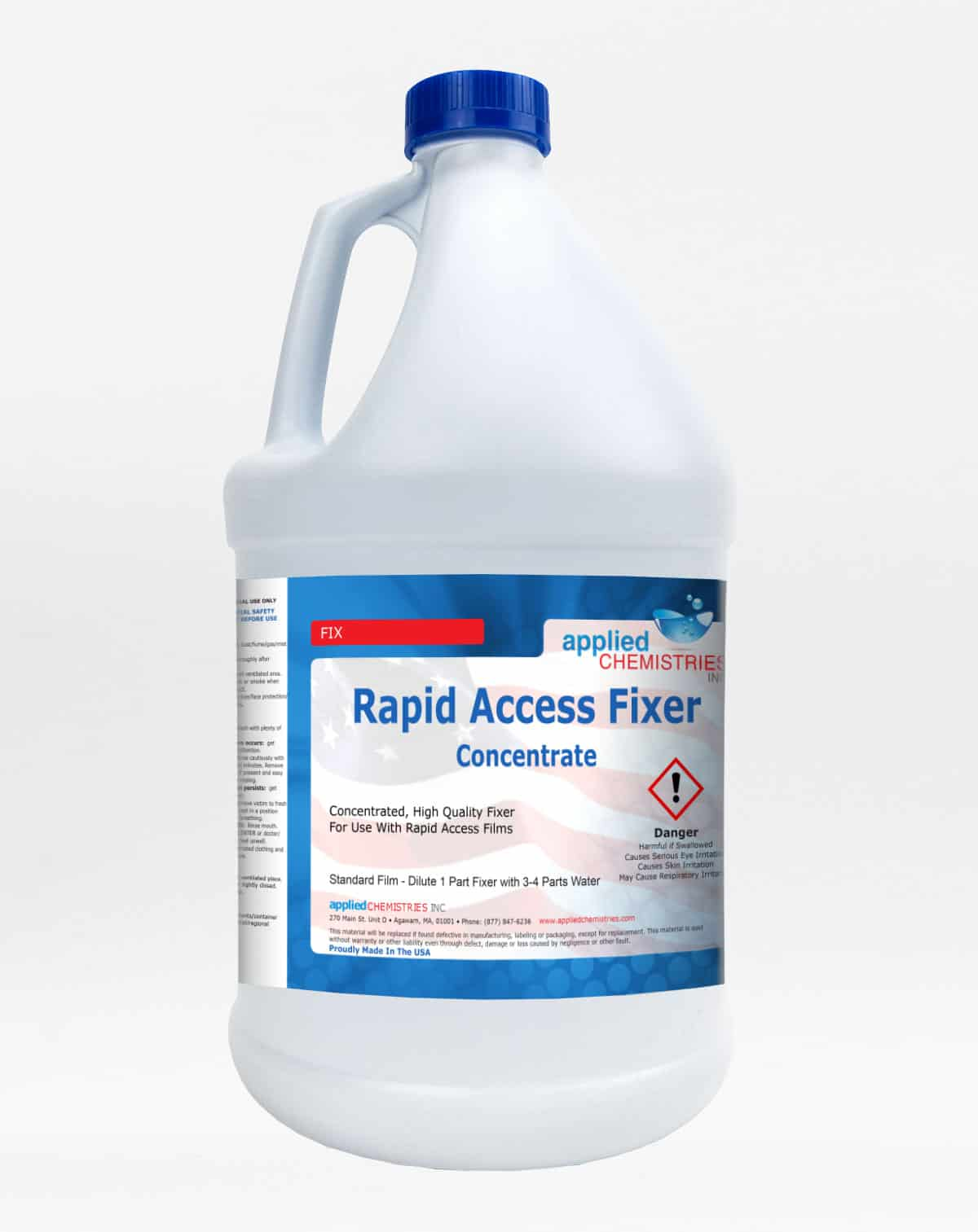 Rapid Access Fixer Concentrate