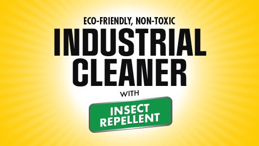 Industrial Cleaner Insect Repellant